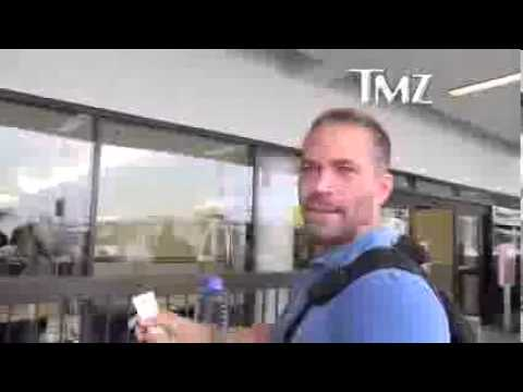 Paul Walker Dead at 40 -- Hollywood Reacts | toofab.com