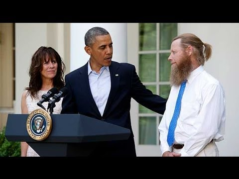 Barack Obama: Sergeant Bowe Bergdahl was 'never forgotten'