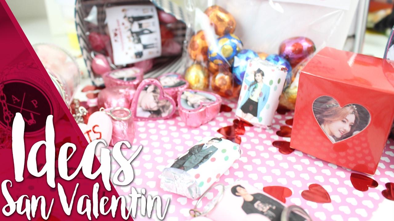 Kpop Diy 10 Ideas Para San Valentin Kfreak Bts Exo Red Velvet