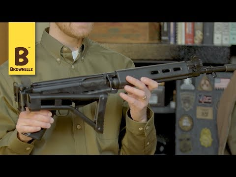 DS Arms SA58 FAL PARA in 7.62x51