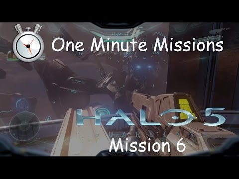 One Minute Missions :: Halo 5: Guardians   Mission 6 - Evacuation