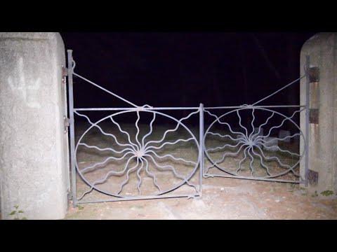 ABANDONED - Spider Gates Cemetery UrbEx