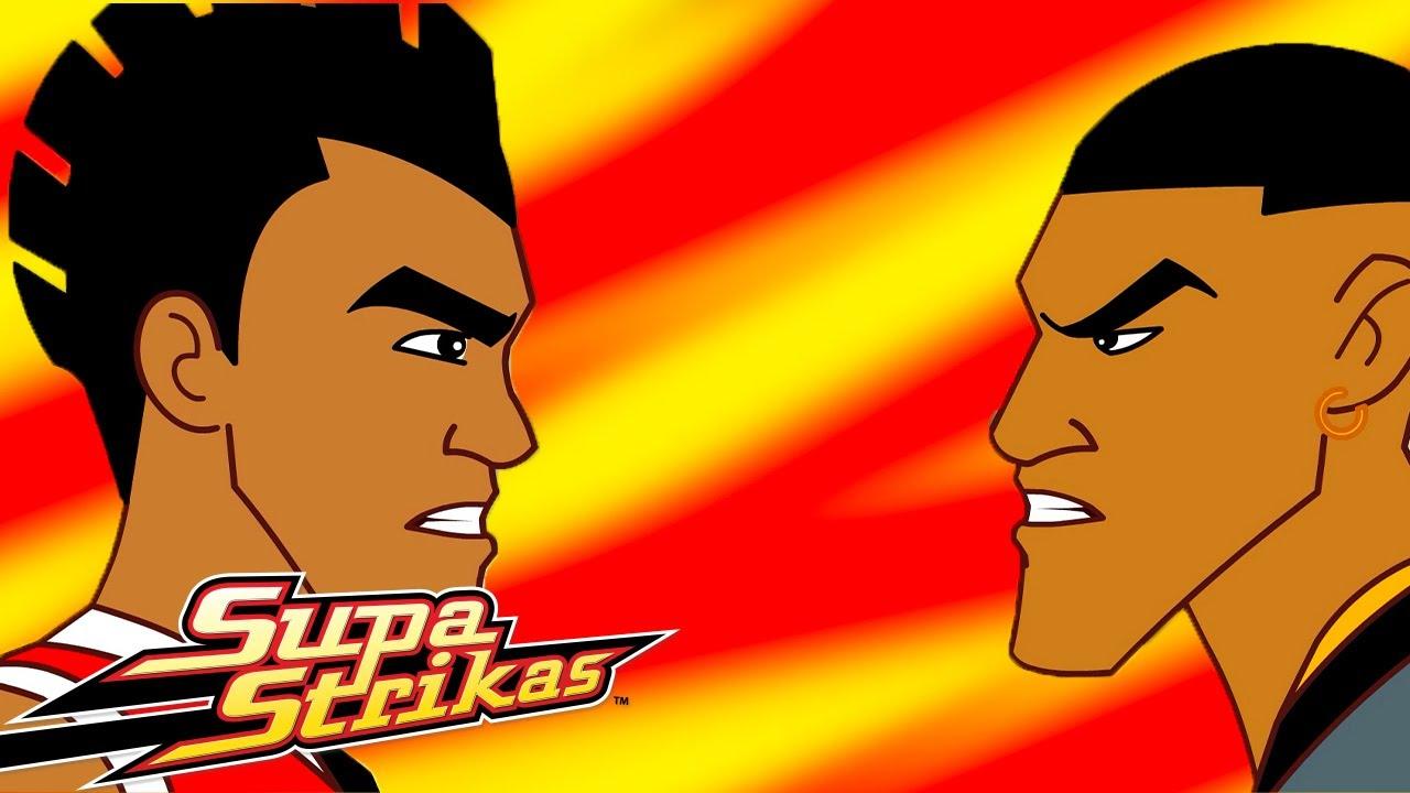 Isla de Nadie Compilación | Supa Strikas | Super Strikas | Súper Fútbol Dibujos Animados