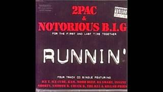 Скачать 2Pac Runnin From Tha Police Ft Notorious B I G Stretch Dramacydal Buju Banton