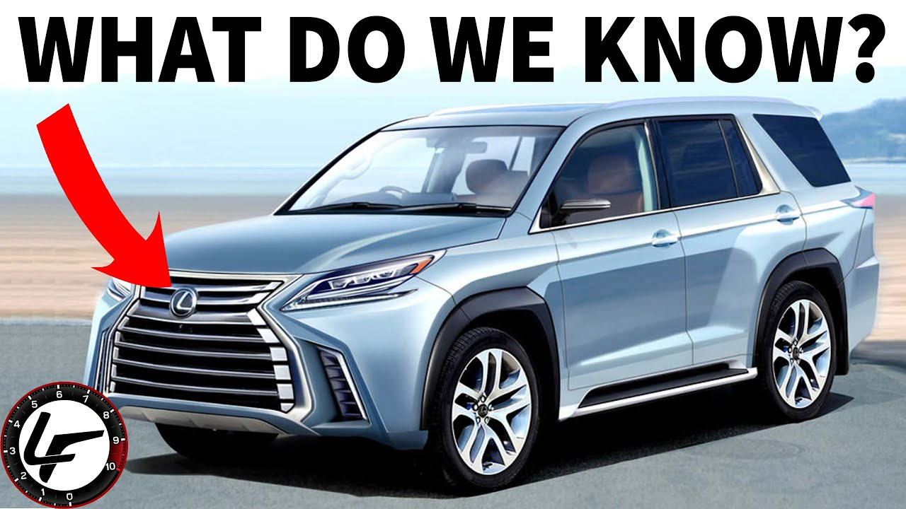 Lexus Lx 600 Everything We Know About The Upcoming Redesign Youtube