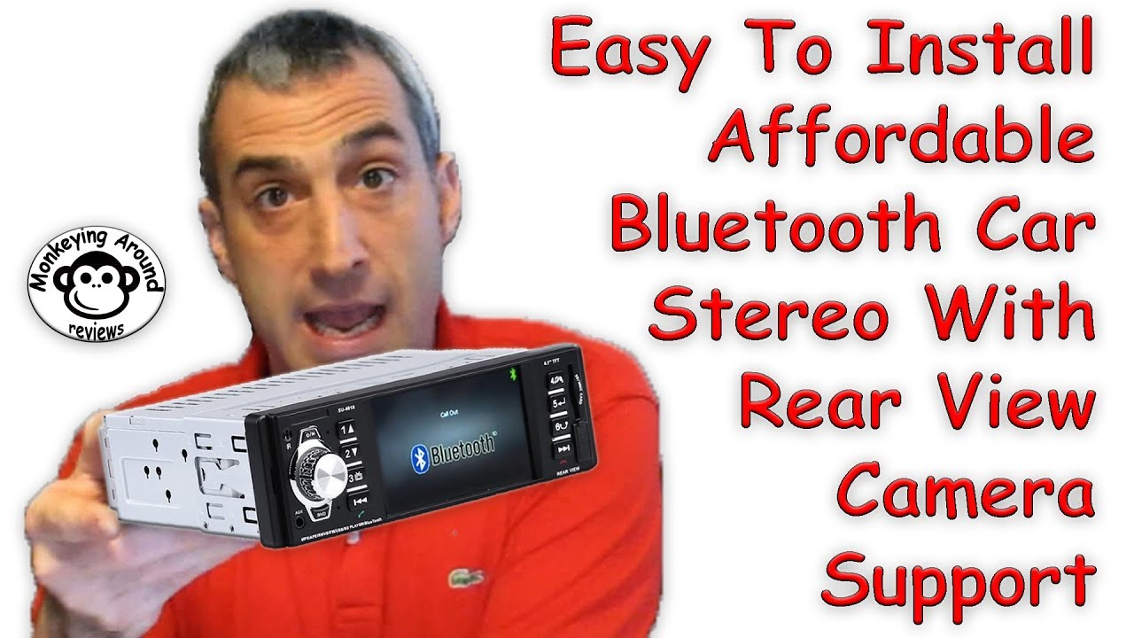 Car Stereo With Backup Camera Reviews