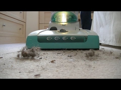 Hoover Eco Reach Turbo Power Vacuum Cleaner Demo & Review
