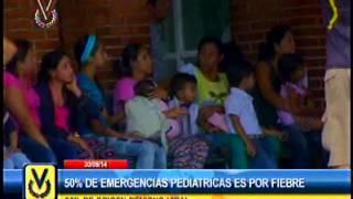 Muere niña de cinco años en hospital pediátrico de Lara tras presentar un cuadro febril