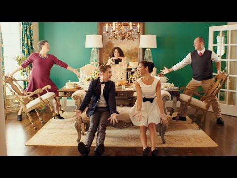 """Holiday Musical"" - Wayfair Commercial 2014"