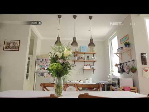 D'SIGN - Tips Stylize Rumah Town House Ala Ethnic And Colorful Touch