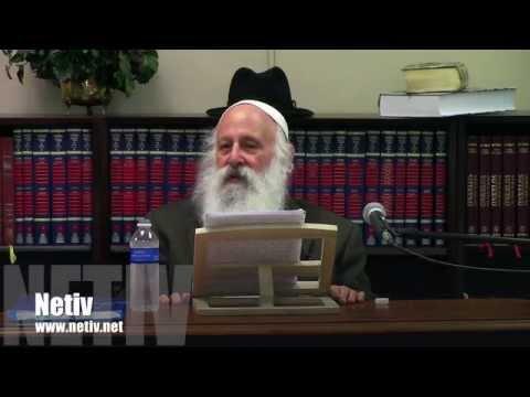 Shabbat for the Noahide: Rabbi Chaim Clorfene
