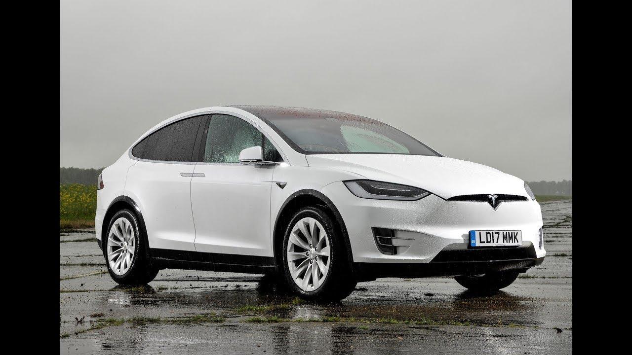 Tesla Model X 2018 Car Review Youtube