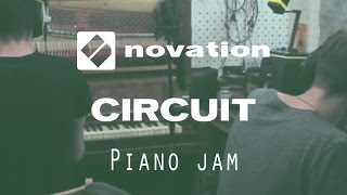 Novation Circuit - Piano Jam (By Discrete Warmth)