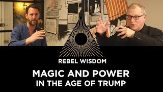 The secret history of Trump's victory, magic and power