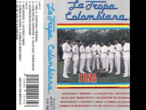 La tropa colombiana el mal querido