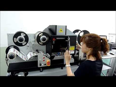 NEW Style_ 'ANYTRON ROLL-LABEL LASER DIE CUTTER'(HD)