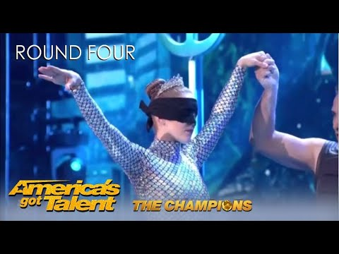 Sandou Trio Russian Bar: Stunning High Flying Act COMEBACK After Getting Booed! AGT Champions 2020