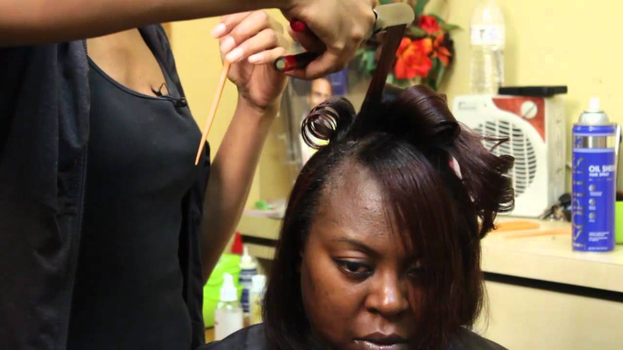 How To Curl Long African American Hair African American