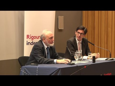 LSE Events | Hans-Werner Sinn | How to Fight Climate Change: economic and technical challenges