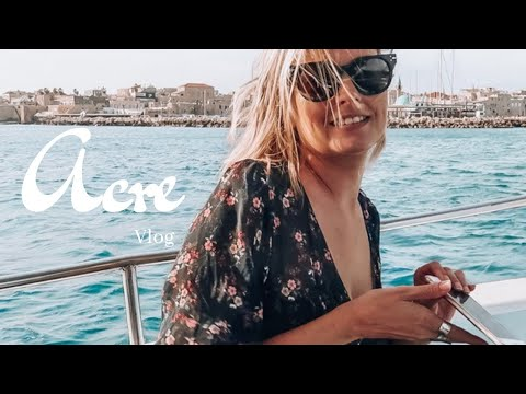 Acre (Akko) Travel Vlog: Crusader City Tour! | Israel Part 5