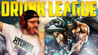 CODE RED - Drunk League of Legends! (Highlights)