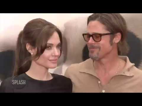 Brad Pitt in a 'happier place' after split  Daily Celebrity   Splash TV