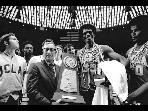 1973 NCAA Championship Game  Memphis State vs  UCLA