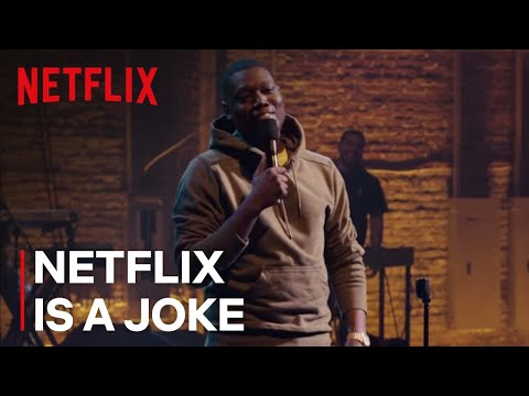 Michael Che Matters  Black Lives Matter  Netflix Is A Joke  Netflix