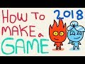 HOW TO MAKE YOUR OWN VIDEO GAME FOR FREE 2018 QUICK & EASY Construct 3 Vs Game Maker Studio 2