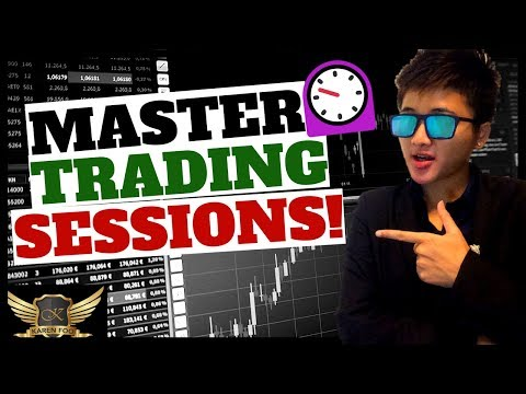 USE FOREX TRADING HOURS TO INCREASE PROFITS! | MARKET SESSIONS & TIME ZONES