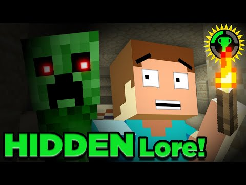 Game Theory: Minecraft, The Secret Desert Origin of Creepers - The Game Theorists