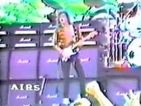 Yngwie Malmsteen - Trilogy Tour (Legend Valley Music Center, Ohio, 07.04.86)