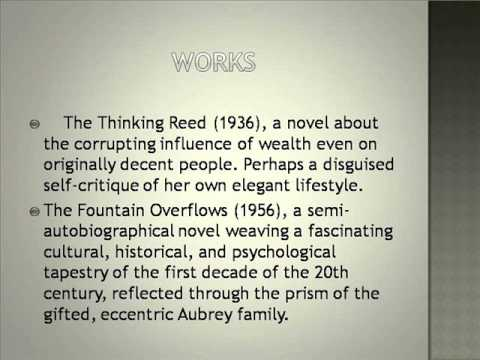 Rebecca West Life & Works