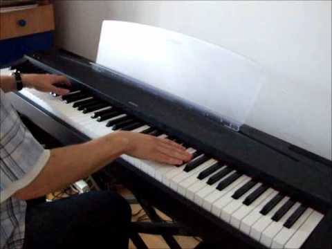 Papa Roach - Scars piano cover