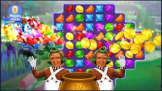 Wonka's World of Candy Level 139 - NO BOOSTERS + FULL STORY ???? | SKILLGAMING ✔️