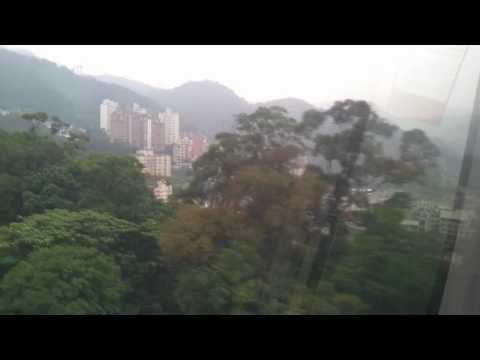 Behind the scenes - Maokong Gondola, Taipei