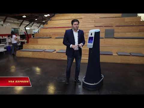 Robot làm bảo vệ (VOA)