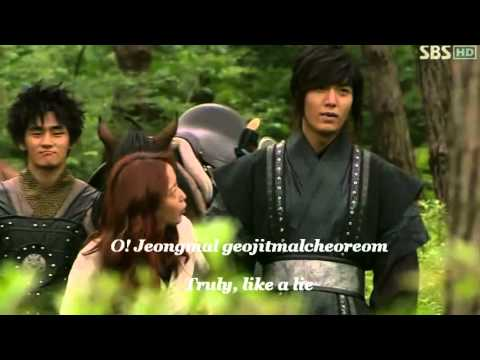 FAITH OST ❤CARRY ON.❤By ALI (알리)...