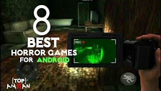 Top 8 Best Scariest Android Horror Games 2017