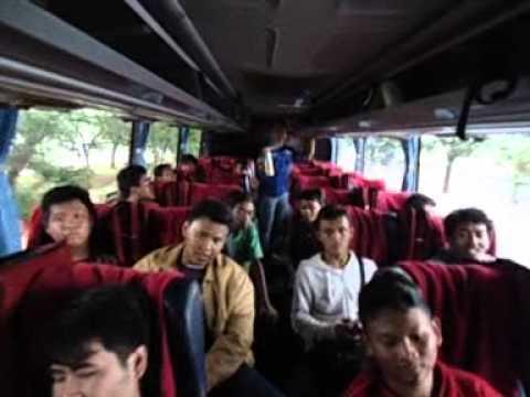 Ayo Numpak Bis Haryanto
