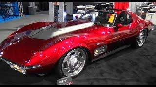 1971 Corvette Custom SEMA 2015