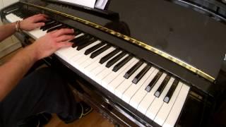 'Princess Mononoke Main Theme' 魔法公主主題曲 ('Mononoke Hime') Piano Sings Japanese Animation Themes
