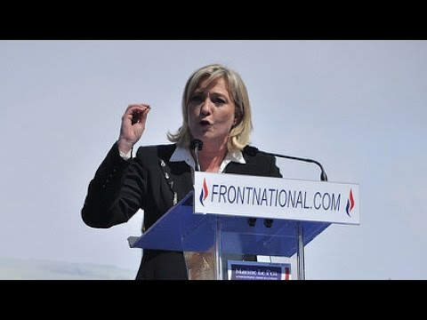 Marine Le Pen Wins First Round of Presidential Elections!!! Here's Why!!!