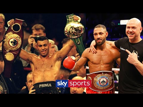 Where it all started for Prince Naseem Hamed & Kell Brook | Ingle Gym |  Sheffield Steel