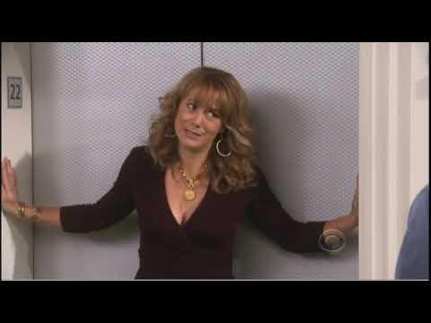 Megyn Price elevator