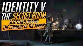 Scattered Around The Corner Of The Manor (Secret) -  Identity …