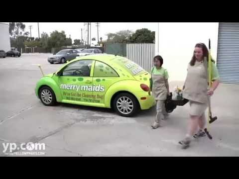 Merry Maids Long Beach California