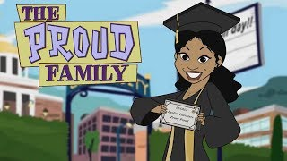 The Proud Family 10 Years Later (Animated)