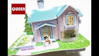 [Toy*DIY*QUEEN] 퍼즐 하우스 * Puzzl…
