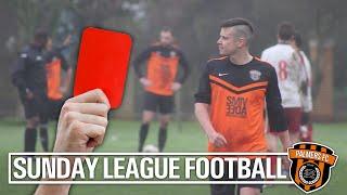 Sunday League Football - RED MIST